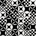 MOSAICO BLACK&WHITE MIX 20,0x20,0