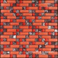 Glass and stone mosaic 300x300x8 Nr 13 No.13 A-MMX08-XX-013
