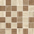 Mozaika Sabuni brown  25X30